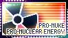 Pro-nuke Stamp by NeppyNeptune