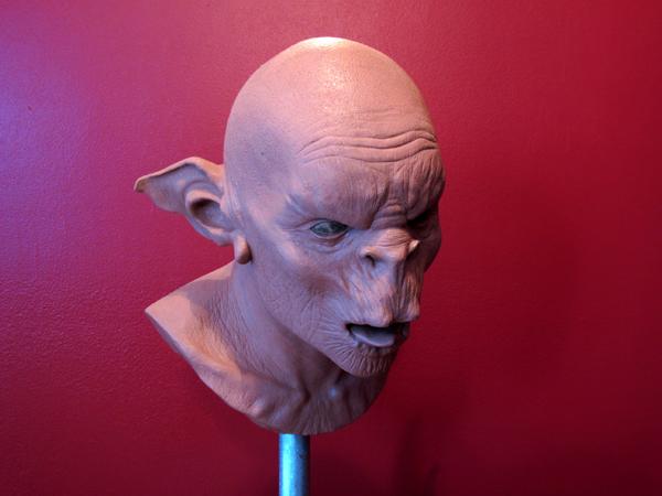Nosferatu sculpture by AfterlightRob