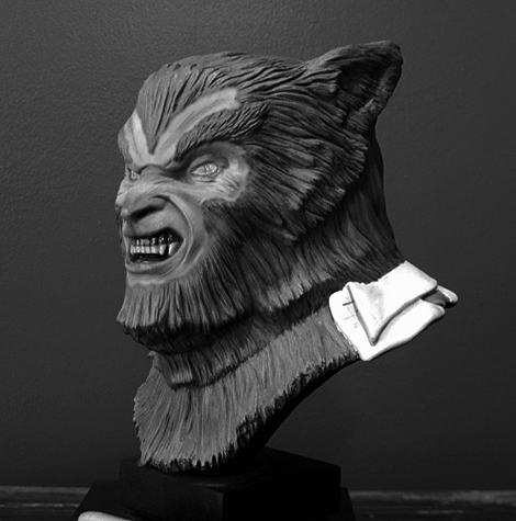 Monster Squad Wolf Man by AfterlightRob