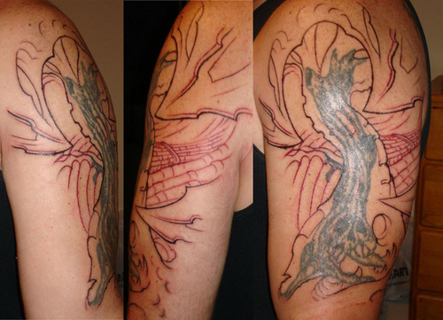 sleeve tattoo designs