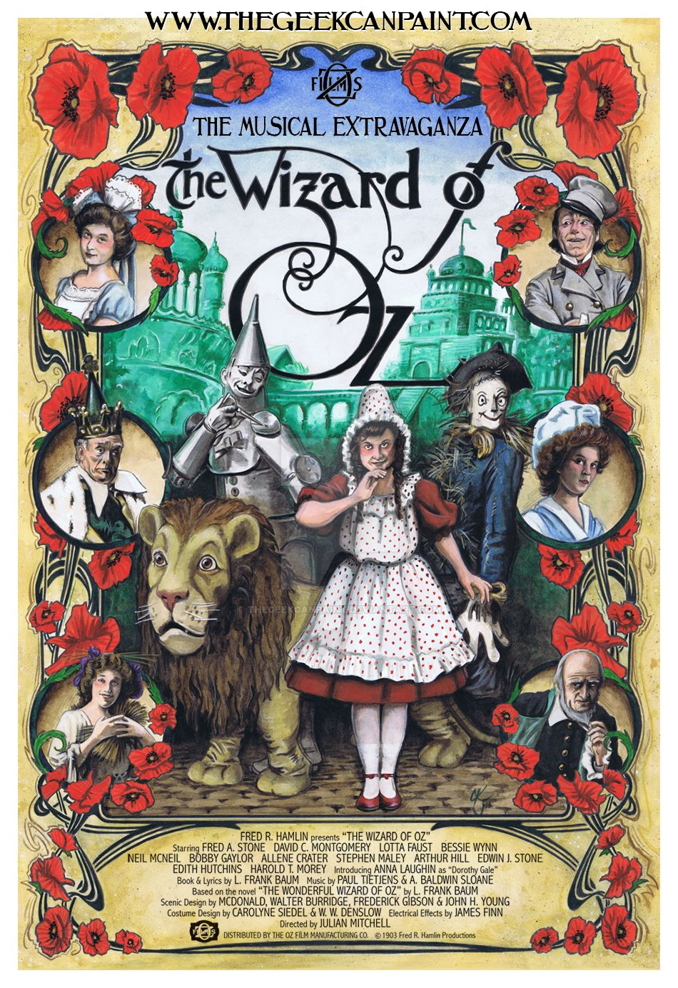 lighting and special effects of the wizard of oz Read this music and movies essay and over 88,000 other research documents mise-en-scene in the wizard of oz mise-en-scиne the placement of a prop or altering the way the light shines on a scene, however insignificant they may.