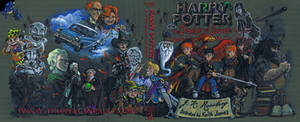 Harry Potter: Book 2 Cover