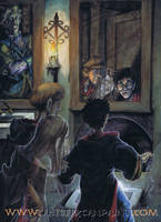 Harry Potter: Book 2 Chapter 16 Painting
