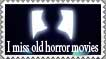 Horror Movie Stamp by Wyntry