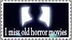 Horror Movie Stamp by Wyntry