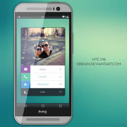 HTC M8 by kbrian