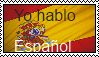 Yo hablo Espanol-Stamp by Starfire151095