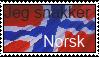 Jeg snakker Norsk-Stamp by Starfire151095