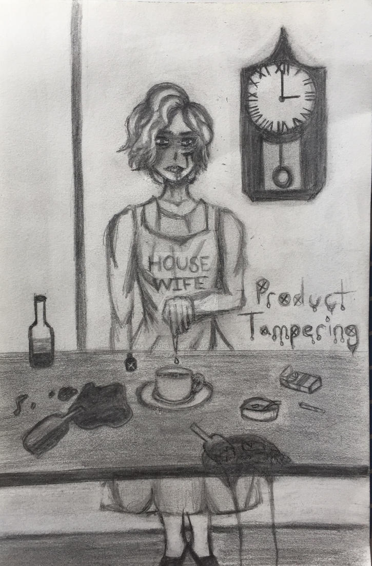 Product Tampering by WarrriorofNight