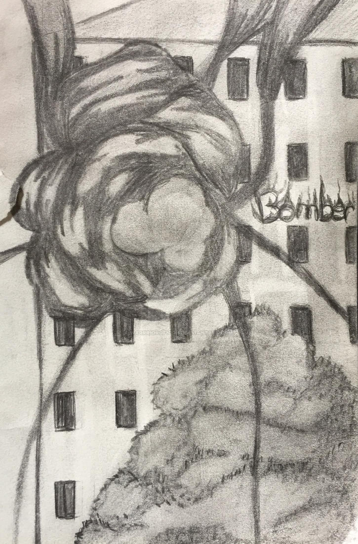 Bomber by WarrriorofNight