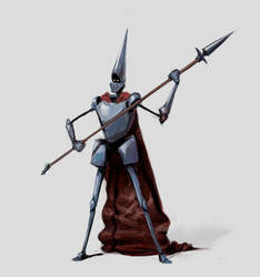 Real knight