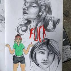 Even more doodle bops by Weird-Honey