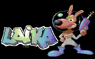Laika by robotriot