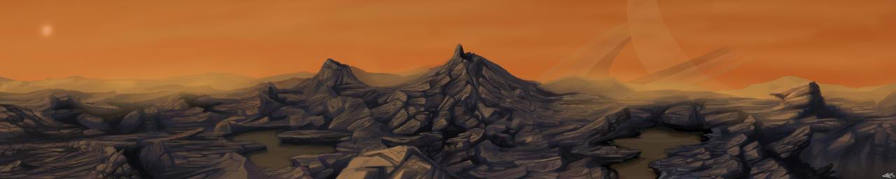 Titan by robotriot