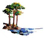 Tree Love by Nebula-art
