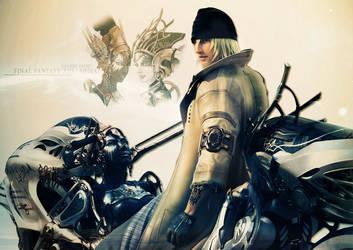 Shiva Final Fantasy XIII by Adeselna