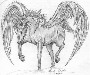 Pegasus by Raksha-the-Demon
