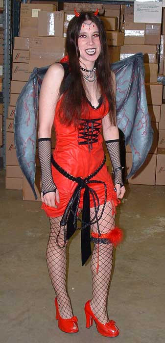 Succubus 2006 Costume By Raksha The Demon