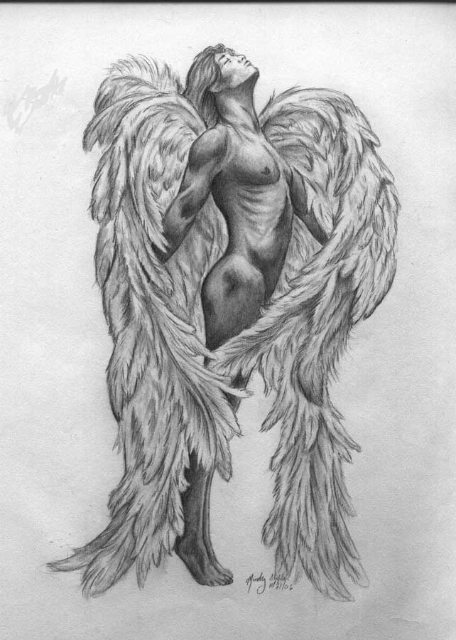 Angel by raksha the demon