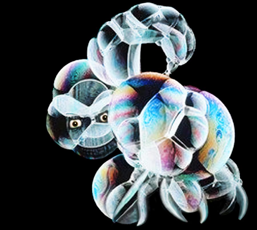 Bubbles by TickTix