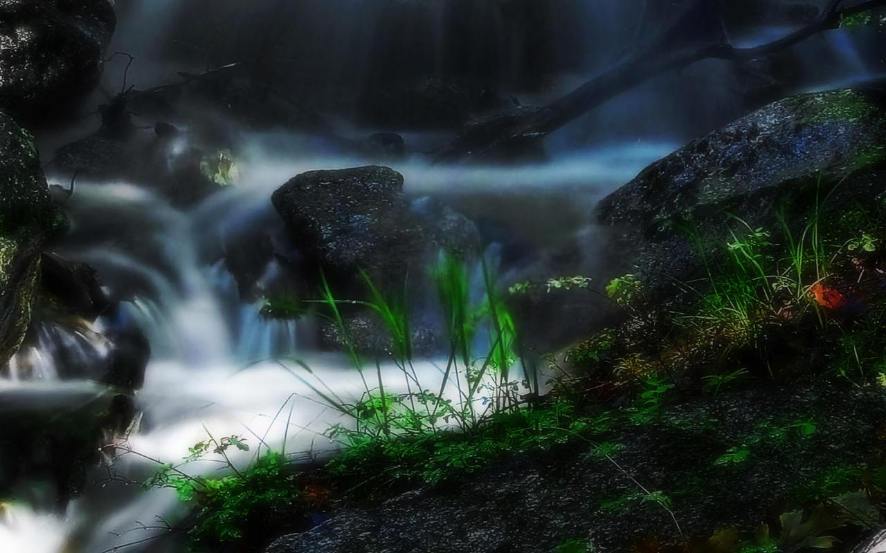 Mystical Brook by TickTix