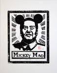 MICKEY MAO! by artfixation