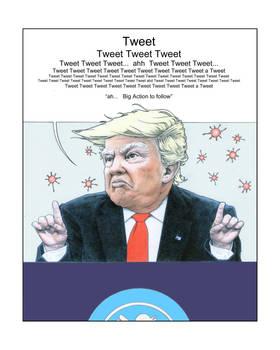 Tweet, Twit, Trump.
