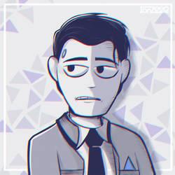 Connor [DBH] by IanZeep