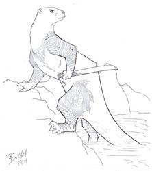 Bix707 Sketchbook Commission From FE 14