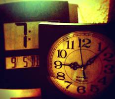 Old Clock, New Clock