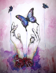 Freedom by EsutickArt