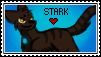 Stark Fan Stamp .:Gift:. by ForestAntlers