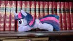 3rd plush made Unicorn Twilight Sparkle
