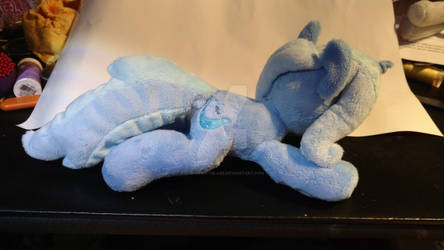 6th plush made Trixie (the not so great)