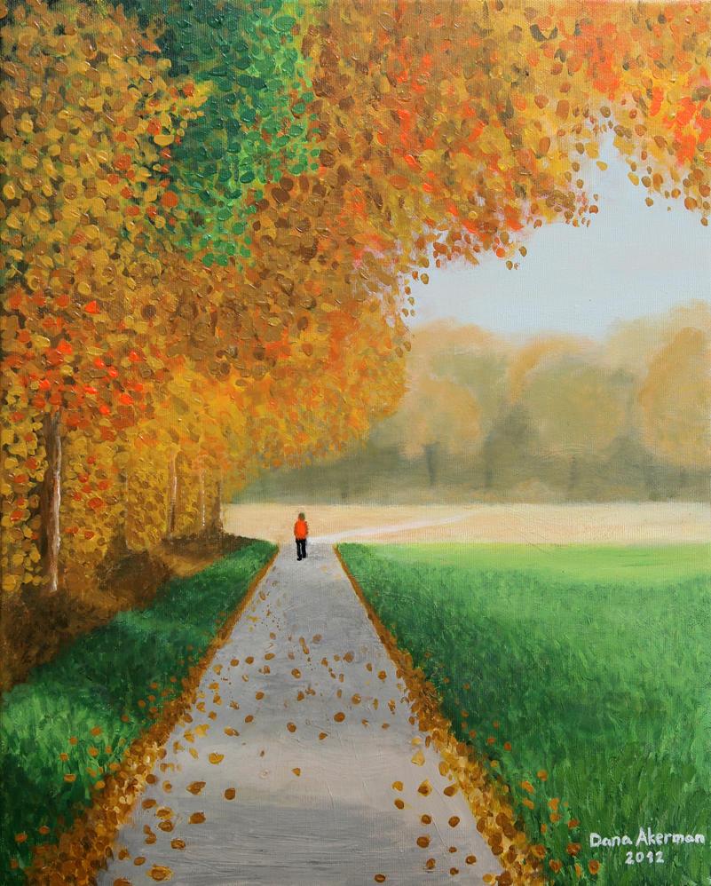 The Road Not Taken by D-morrigan on DeviantArt