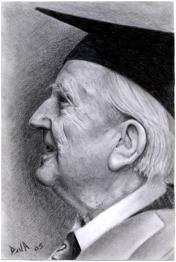 Tolkien by D-morrigan