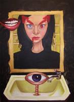 Mirror Mirror by D-morrigan