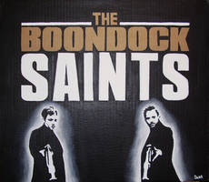 The Boondock Saints by D-morrigan