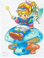 Rainbow Brite by Shirinami-chan