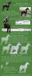 SCS Tutorial - Patronus Horse by Chunga-Stock