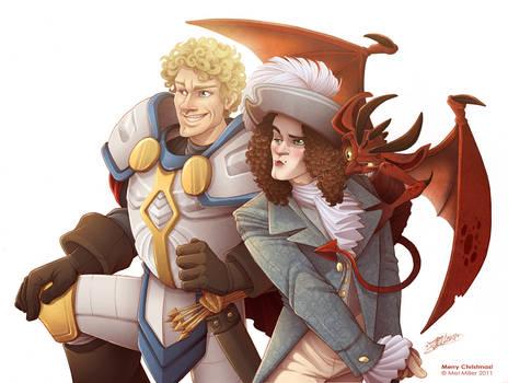 Jorzan and The Viscount