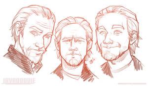 Charlie Doodles by Javadoodle