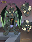 Gargoyles: Riker