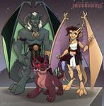 Gargoyles Trio IP