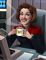 Coffee In That Nebula for Annabelle