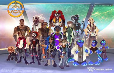 Garuda Rising: The GV Crew