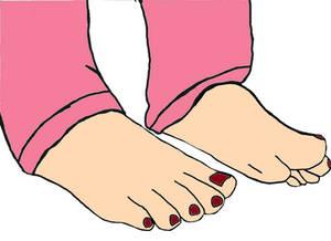 Shelly Marsh's Feet
