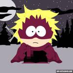 My Superhero Alter-Ego (The Masked Swordsman)