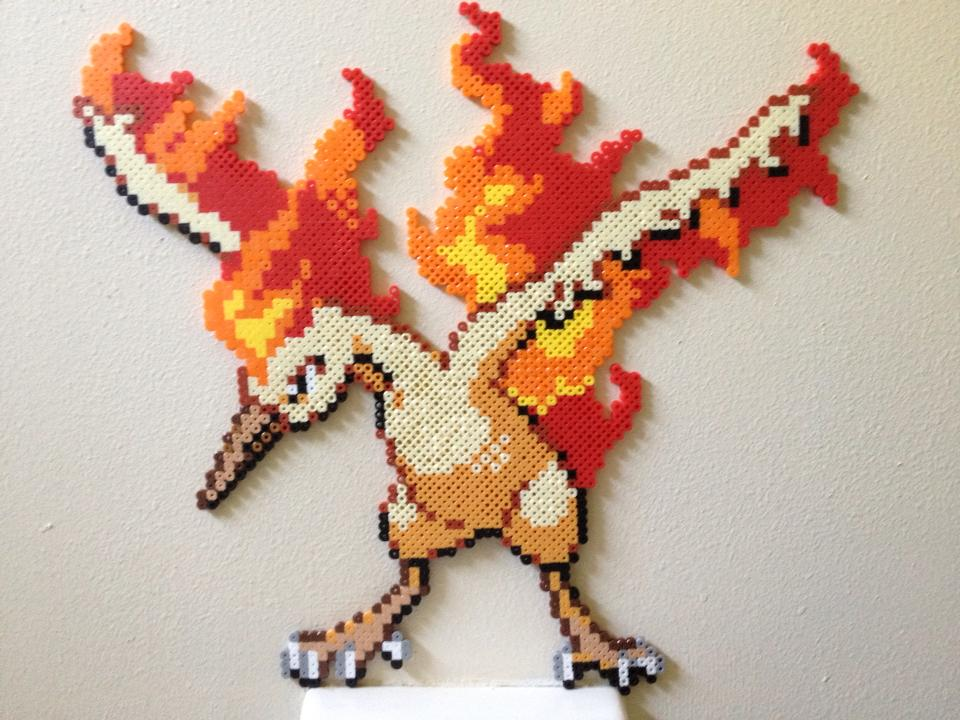 how to catch moltres in pokemon red