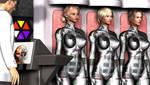 Mechanization Lady Project by Zerozero91